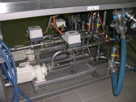 Progressing cavity pumps in food industry